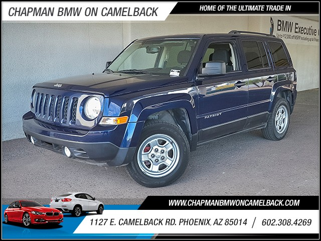 Used 2016 Jeep Patriot Sport For Sale Stock P10883