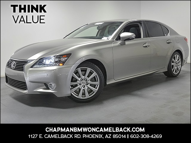 Used Lexus GS 350 For Sale Phoenix, AZ