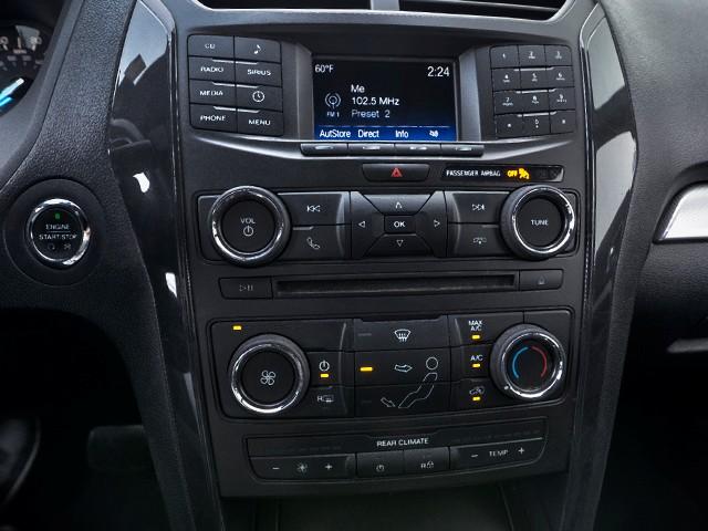 2017 Ford Explorer XLT – Stock #P12335