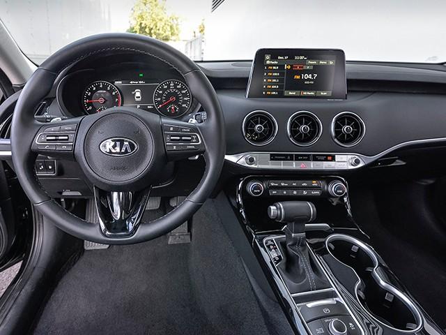 2018 Kia Stinger Premium – Stock #P12355