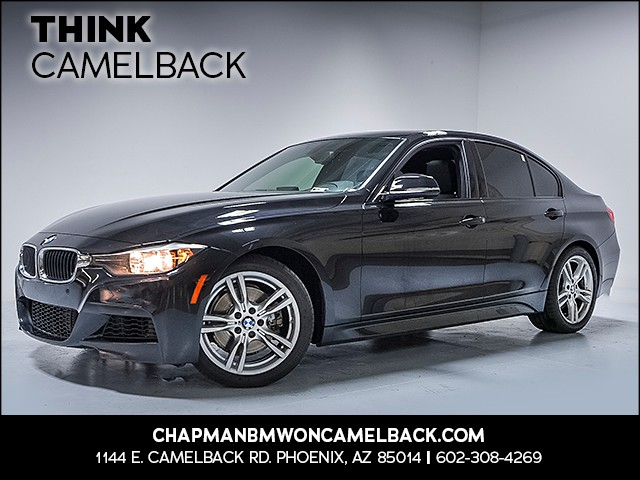 2014 BMW 3-Series Sdn 328i – Stock #P12366A