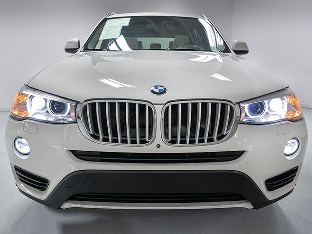 2016 BMW X3 xDrive35i – Stock #P12390