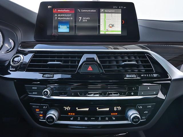 2018 BMW 5-Series 540i – Stock #P12392