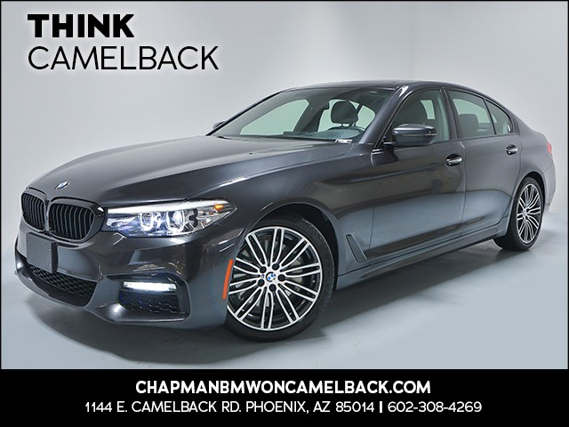 2018 BMW 5-Series 540i Test Drive Request - Stock #:P12392