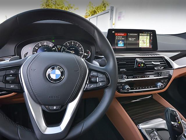 2018 BMW 5-Series 530i – Stock #P12401