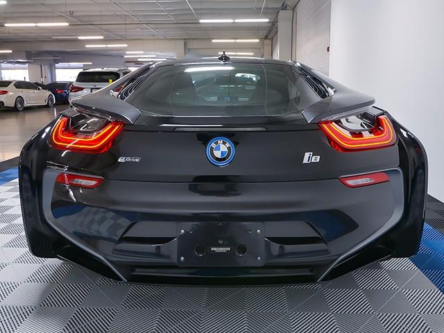 2016 BMW i8  – Stock #P12411