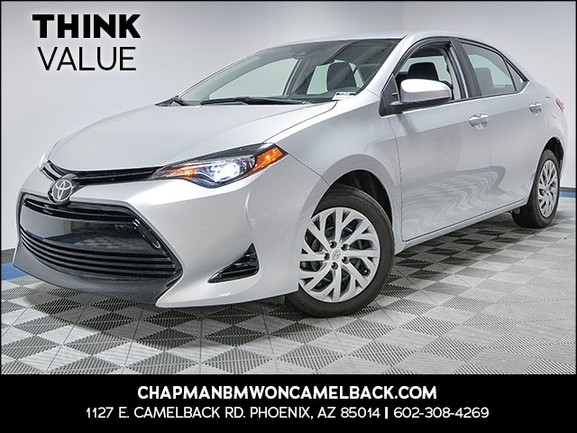 Camelback Toyota Parts >> Pre Owned 2018 Toyota Corolla Le P13444 Chapman Bmw On