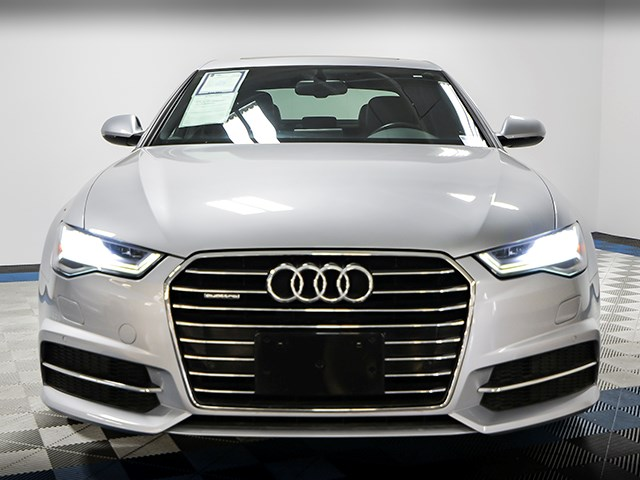 2016 Audi A6 3.0T quattro Prem Plus
