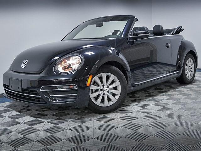 Used 2018 Volkswagen Beetle 2.0T S Convertible
