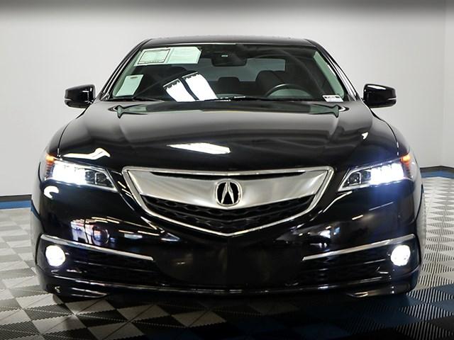 2017 Acura TLX SH-AWD w/Advance