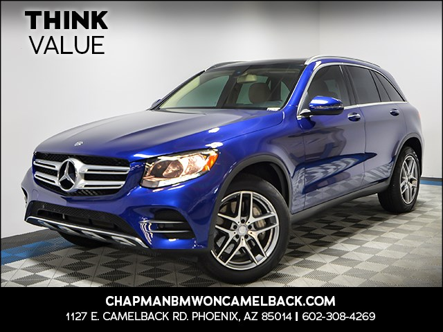 Used 2017 Mercedes-Benz GLC 300 4MATIC