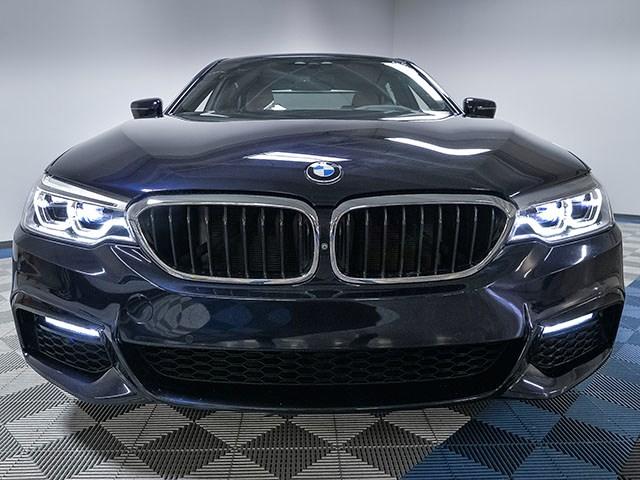 2017 BMW 5-Series 540i
