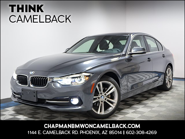 Certified Pre-Owned 2017 BMW 3-Series 328d