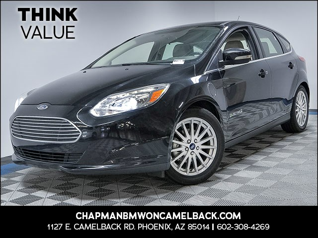 Used 2014 Ford Focus Electric
