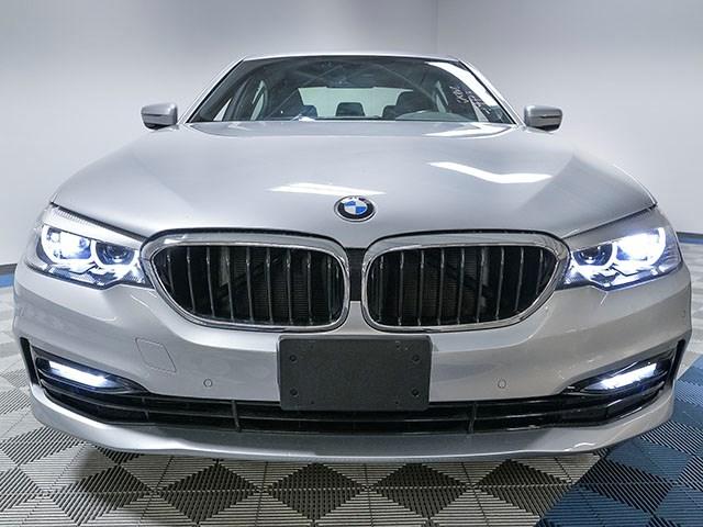Used 2017 BMW 5-Series 530i
