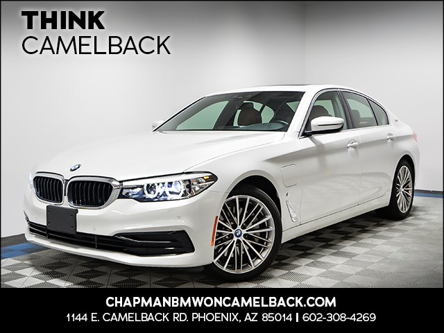 Used 2019 BMW 5-Series 530e iPerformance