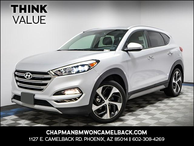 Used 2017 Hyundai Tucson Limited