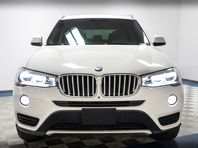 Used 2017 BMW X3 xDrive28i