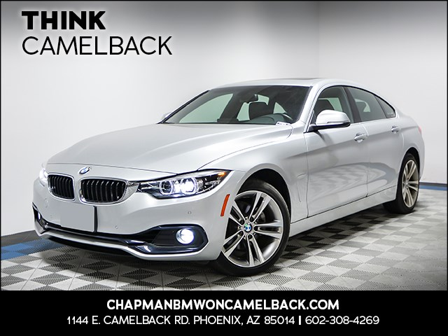 Certified Pre-Owned 2019 BMW 4-Series 430i xDrive Gran Coupe