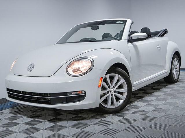 Used 2015 Volkswagen Beetle Convertible TDI