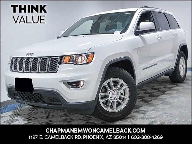 Used 2019 Jeep Grand Cherokee Laredo