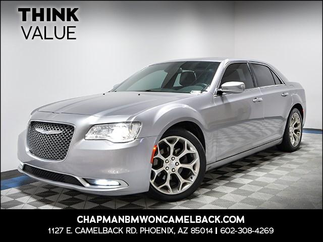2017 Chrysler 300 C Platinum