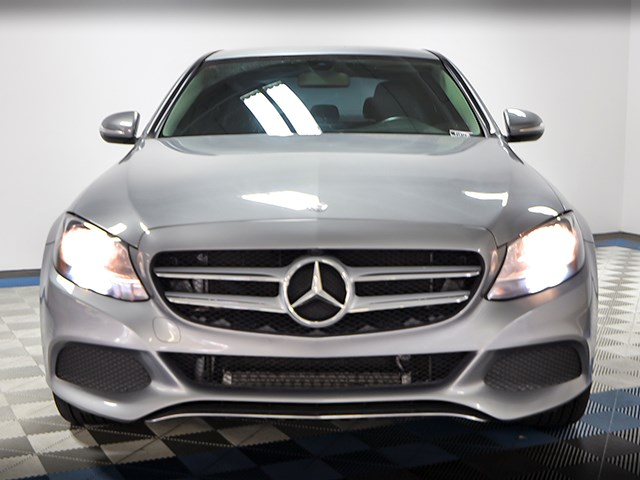 Used 2015 Mercedes-Benz C-Class C 300 4MATIC