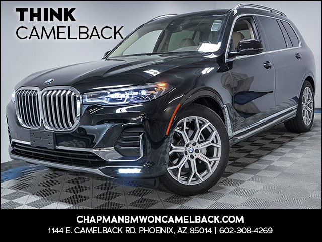 Certified Pre-Owned 2019 BMW X7 xDrive40i