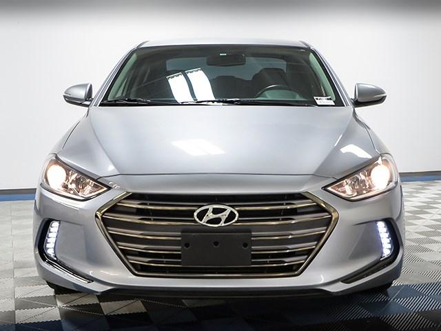 Used 2017 Hyundai Elantra Limited
