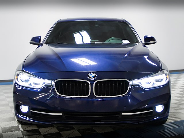 Certified Pre-Owned 2016 BMW 3-Series 340i