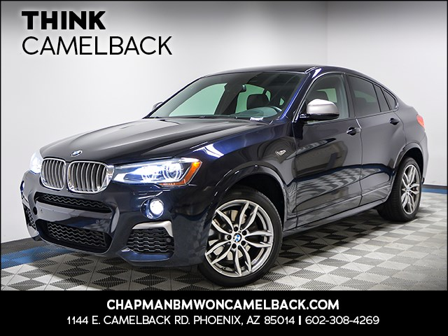 Certified Pre-Owned 2017 BMW X4 M40i