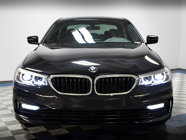 Certified Pre-Owned 2017 BMW 5-Series 530i
