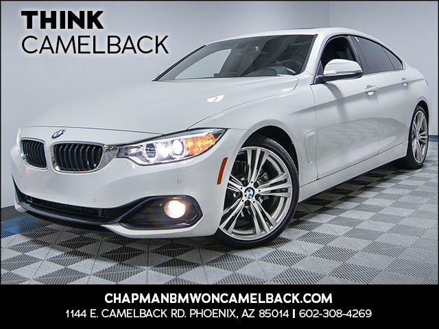 Used 2016 BMW 4-Series 428i Gran Coupe