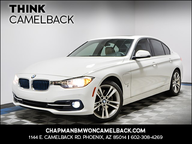 Certified Pre-Owned 2017 BMW 3-Series 330e iPerformance