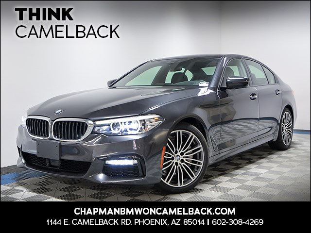 Used 2018 BMW 5-Series 540i xDrive