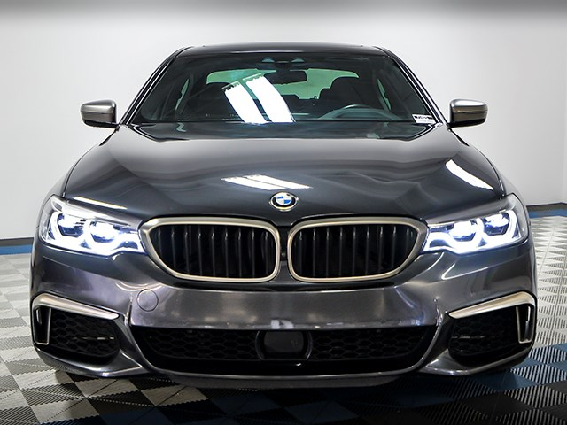 Certified Pre-Owned 2018 BMW 5-Series M550i xDrive