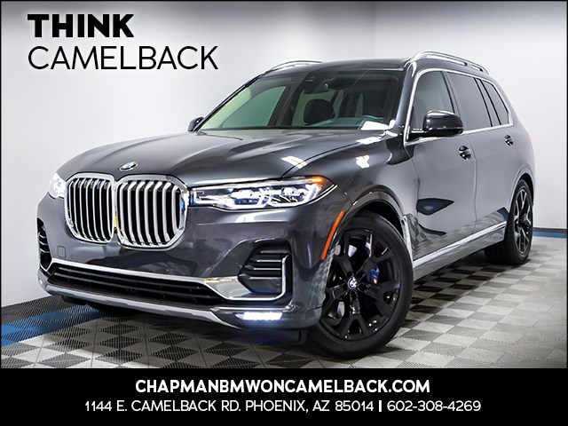 Used 2020 BMW X7 xDrive40i