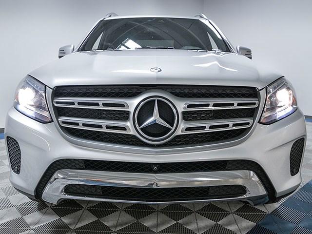 2017 Mercedes-Benz GLS 450