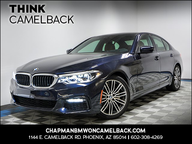 Certified Pre-Owned 2020 BMW 5-Series 530i