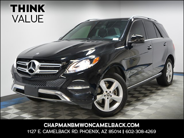 Used 2017 Mercedes-Benz GLE 350 4MATIC