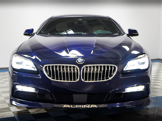 Certified Pre-Owned 2017 BMW Alpina B6