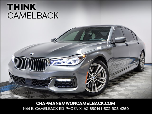 Certified Pre-Owned 2018 BMW 7-Series 750i