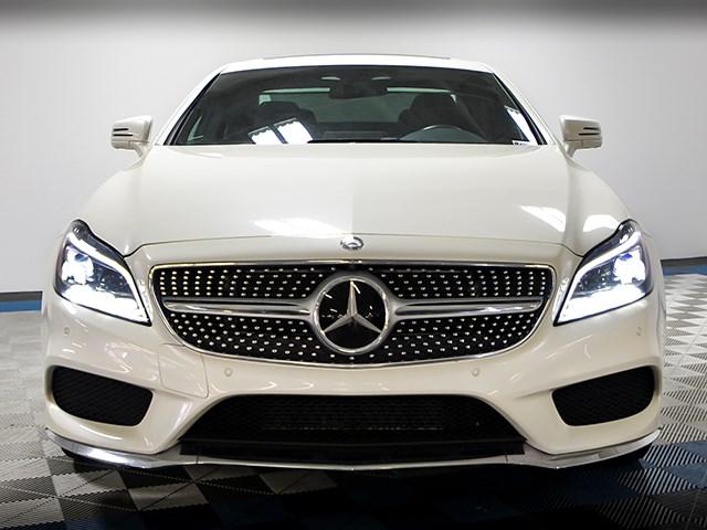 2017 Mercedes-Benz CLS 550