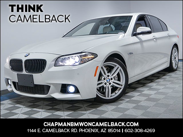 Certified Pre-Owned 2016 BMW 5-Series 535i