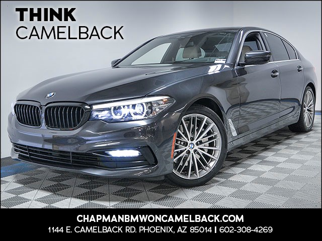 Used 2017 BMW 5-Series 530i