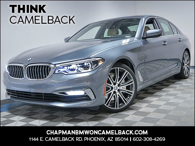 Used 2017 BMW 5-Series 540i