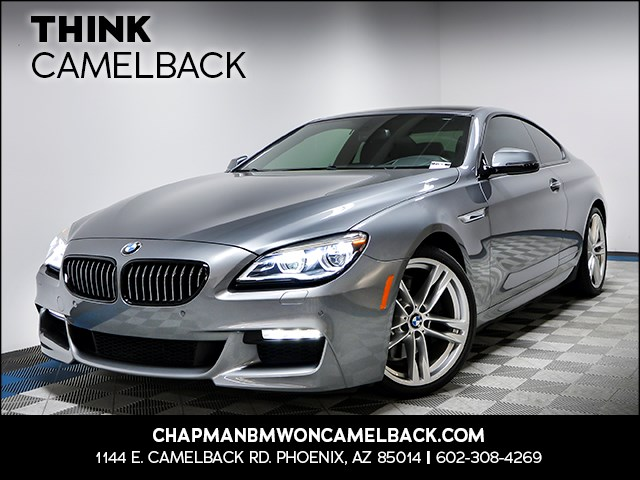 Certified Pre-Owned 2017 BMW 6-Series 640i