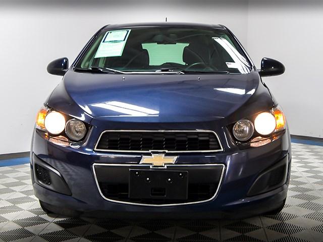 2016 Chevrolet Sonic LT