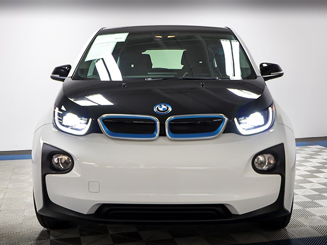 Certified Pre-Owned 2017 BMW i3 60 Ah