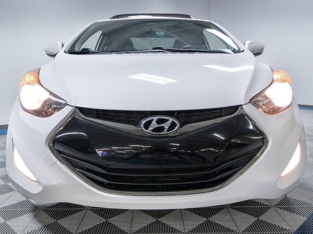 Used 2013 Hyundai Elantra Coupe SE